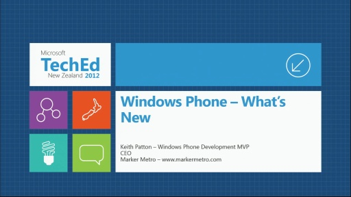 Windows Phone: What's New