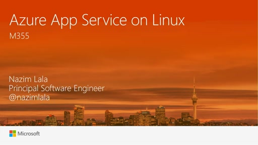 Azure App Service on Linux