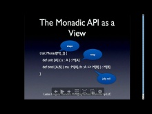 C9 Lectures: Greg Meredith - Monadic Design Patterns for the Web 4 of 4