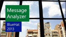 Getting Up To Speed With Message Analyzer