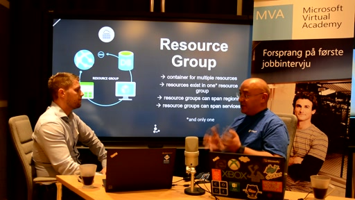 Azure Resource Manager med Kristian Nese [MVP]