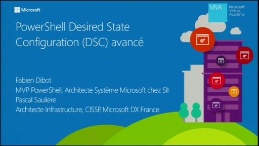 PowerShell Desired State Configuration avancé - Mise en œuvre du mode Pull