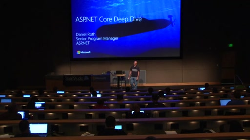 Deep Dive into ASP.NET Core