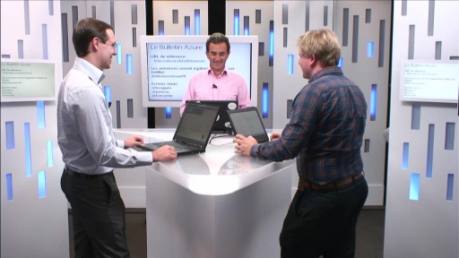 Le Bulletin Azure–épisode 10, Windows Azure Mobile Services