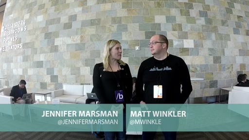 Live from Build 2016: A Little Chat About Big Data with Matt Winkler