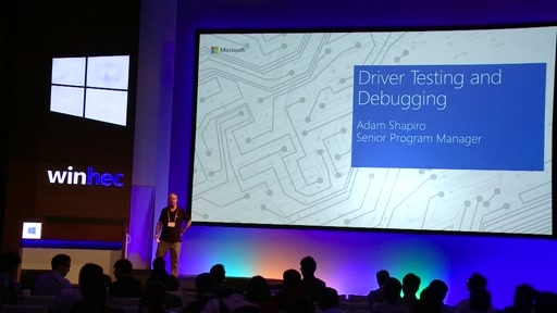 Driver Testing and Debugging