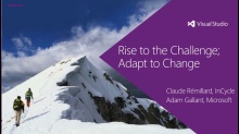 Rise to the Challenge: Adopting a Modern Lifecycle Approach to Application Development