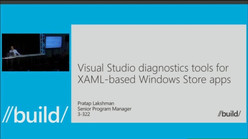 Visual Studio 2013 Diagnostics Tools for XAML-Based Windows Store Apps