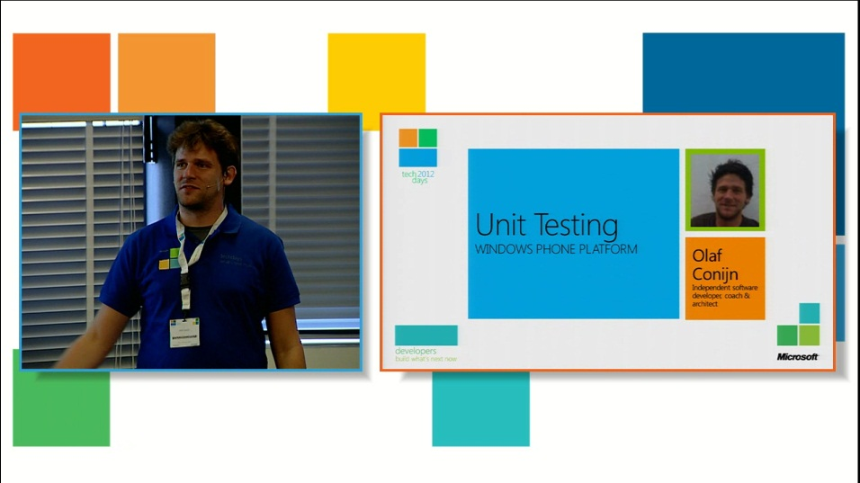 Unit testing your Windows Phone 7 applications