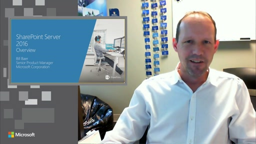 2016-03-24 What's Next in SharePoint 2016