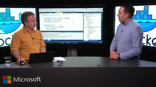 Steve Lasker on Docker Tools for Visual Studio