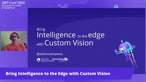 Bring Intelligence to the Edge with Custom Vision