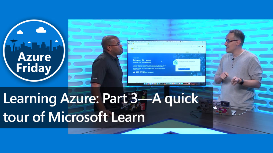 Learning Azure: Part 3—A quick tour of Microsoft Learn