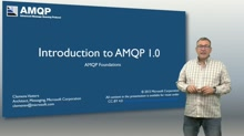 The AMQP 1.0 Protocol - 1/6 - Overview