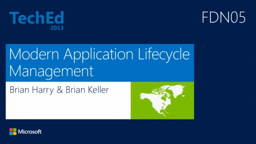 Modern Application Lifecycle Management