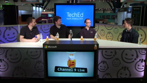 Channel 9 Live: Edge Show