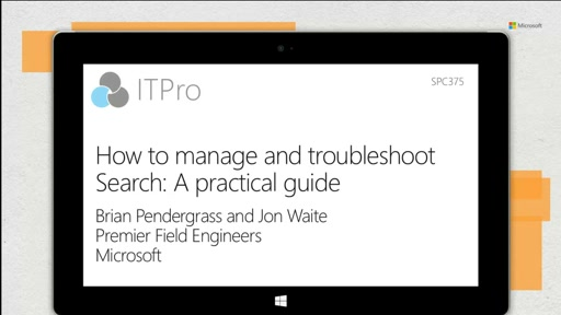 How to manage and troubleshoot Search: A practical guide