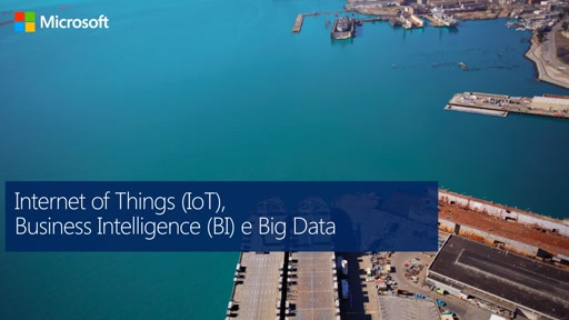 IoT, BI e Big Data