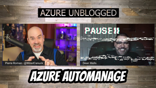 Azure Unblogged - Raising the minimum bar with Azure Automanage