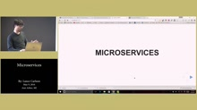 Microservices by Lance Carlson