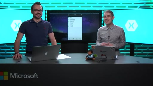 Episode 23: Microsoft Azure App for iOS and Android with Jakub Jedryszek