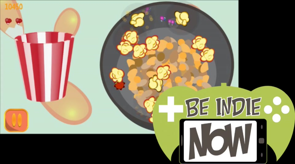Be Indie Now 19: Popcorn Panic