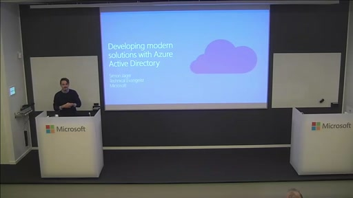 Identity Management as a Service (IDMaaS): Developing modern solutions with Azure Active Directory