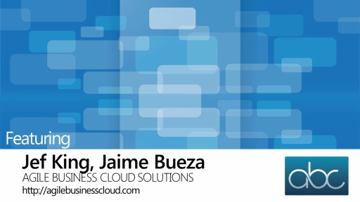 Canada Does Windows Azure: Agile Business Cloud Solutions