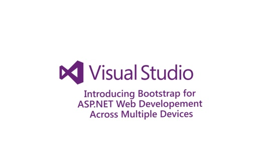 ​Introducing Bootstrap for ASP.NET Web Development across Multiple Devices