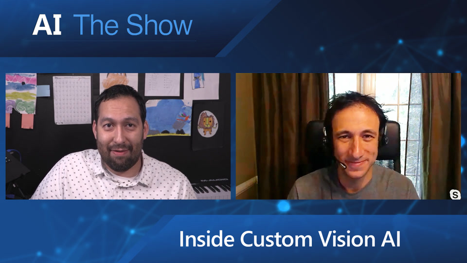 Inside Custom Vision AI