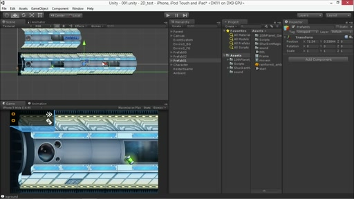 Developing 2D & 3D Games with Unity for Windows: (02) 2D Game Development