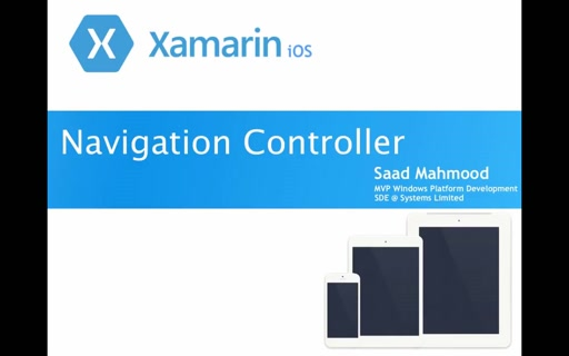 Xamarin iOS NavigationController in Depth