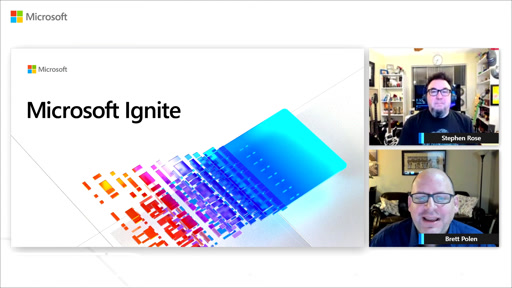 Learn Live @ Ignite - Manage meetings, conferences and events with Microsoft Teams