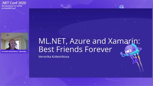 ML.NET, Azure and Xamarin: Best Friends Forever