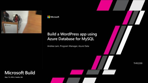 Build a Wordpress app using Azure Database for MySQL service