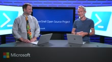 PowerShell on Linux and Open Source