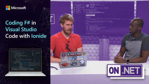 Coding F# in Visual Studio Code with Ionide