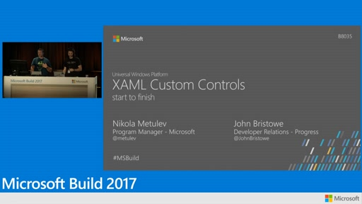XAML custom controls for UWP: Start to finish