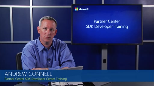 Module 2 Authentication for Partner Center SDK