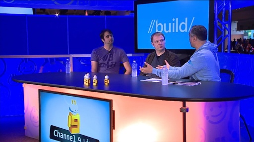 Windows 8.1 for Developers with Ales Holecek and John Sheehan