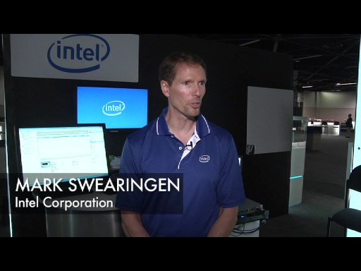BUILD Expo: Intel on Windows Server 8