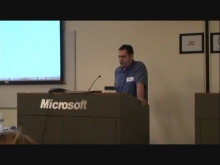 Beau Ambur: Developing a Silverlight application