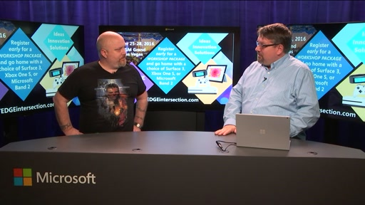 Ned Pyle digs into Server 2016 and Modern Storage at ITEdge intersection Fall Count Down Show #4 (Teaser)