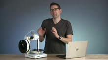 Hands-On: TierTime Up Plus 2 3D Printer with Windows 8.1
