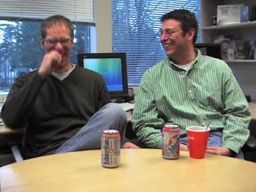 Steve Teixeira and Bill Dunlap: Visual C++ Today and Tomorrow
