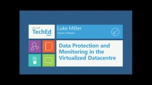 The Future of Data Protection, Unified Monitoring and Business Continuity in the Virtualised Datacentre with Veeam and Microsoft System Center 2012