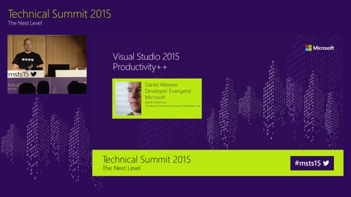 Productivity++ mit Visual Studio 2015