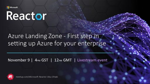 Azure Landing Zone - First Step in Setting up Azure for your Enterprise