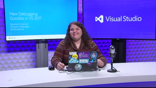 New Debugging Tips for Visual Studio 2017