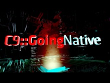 GoingNative 0: Help us fly this plane, Some modern C++, Meet Ale Contenti